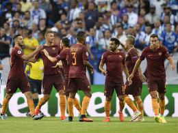 Roma dominiert und zittert - Celtic Park bebt