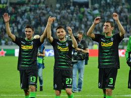 Borussia jubelt doppelt: Die vier Lost�pfe im �berblick