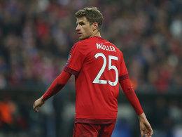 Will gegen Atletico eine Rechnung begleichen: Thomas Müller.