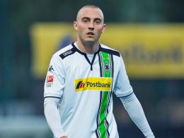 Nicht für die Königsklasse gemeldet: Mönchengladbachs Angreifer Josip Drmic.