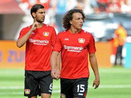 Leverkusen: Zeit, dass sich was dreht?