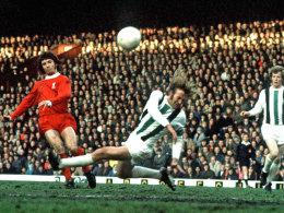 1973, Regen-Chaos in Anfield: Als Keegan Libero Netzer versenkte