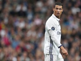 Cristiano Ronaldo mahnt: