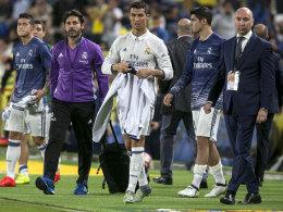 Formcheck Real Madrid: Leistungsträger im Leistungsloch