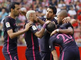 Formcheck Barça: Nicht immer klappt es ohne Messi