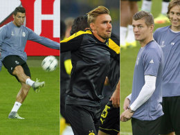 LIVE! BVB macht Druck, aber Ronaldo trifft