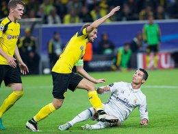 Tätlichkeit gegen Schmelzer: Ronaldo hat Glück
