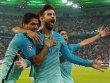 Matchwinner in Mönchengladbach: Barcelonas Pique.