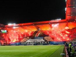 UEFA verhängt Geisterspiel für Legia Warschau