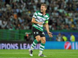 Keine Gefahr für den BVB: Sporting-Kapitän fehlt lange