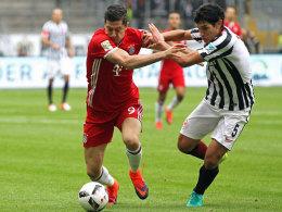 Lewandowski fit für Eindhoven
