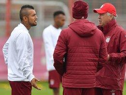 Kein Risiko bei Kämpfer Vidal