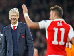 Wenger: Nur Titel halten Özil länger bei Arsenal