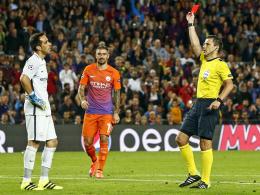 Messi glänzt, Bravo fliegt, Guardiola hadert