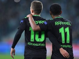 Raffael und Hazard: Schubert entscheidet am Dienstag