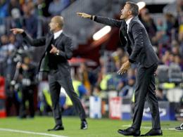 City vs. Barça: Revanche oder Achtelfinale?
