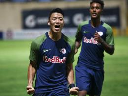 3:0 auf Malta: Salzburg nimmt erste Hürde