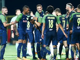 Schock für Salzburg - Nizza wirft Ajax raus
