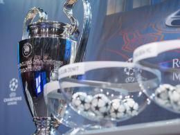 Im Ticker: Hoffenheim zieht Liverpool - Nizza gegen Neapel