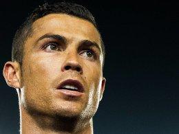 Cristiano Ronaldo kehrt auf die Bühne zurück