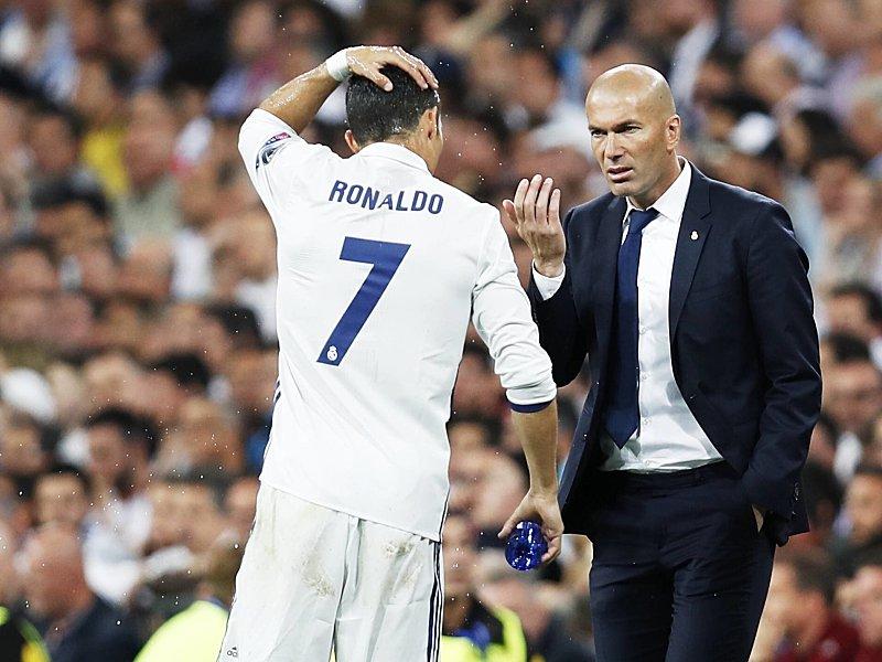 UEFA Supercup: Real Madrid-Manchester United stehen sich morgen gegenüber