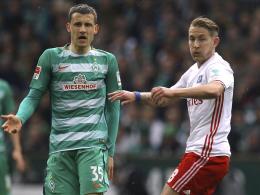 Wie endet das Nordderby zwischen dem HSV und Werder?