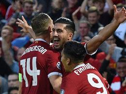 Furiose Reds schießen Hoffenheim in die Europa League