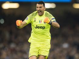 Weitere UEFA-Preise: Buffon sticht Neuer aus