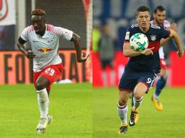 Umfrage: Leipzig gegen Bayern - wer setzt sich im Pokal durch?