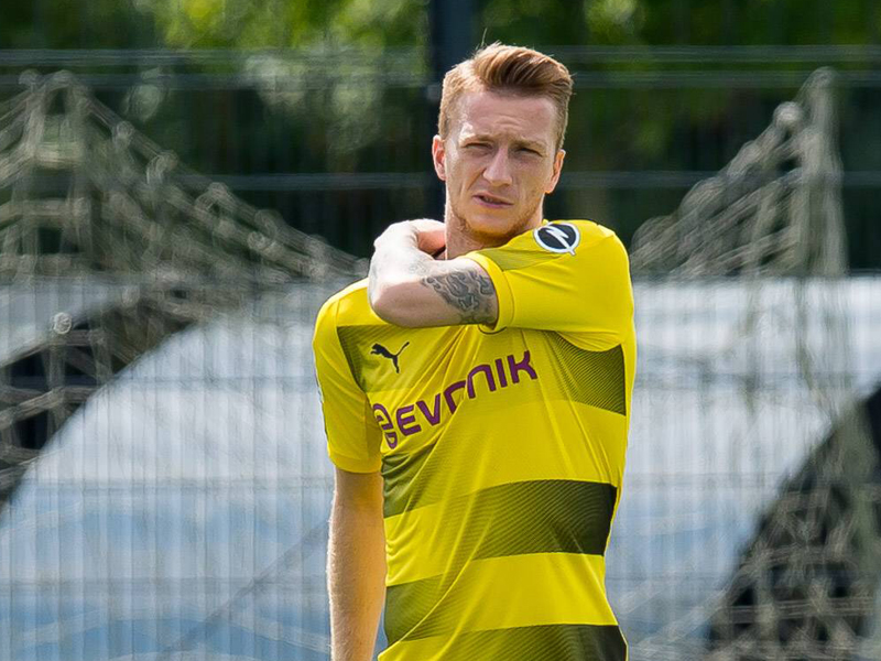 BVB ohne Reus in Champions League