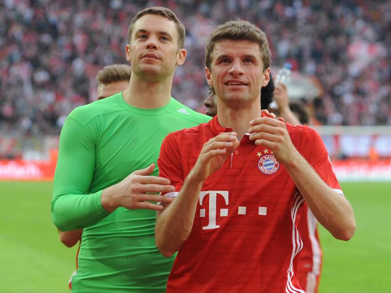 Bayern-Kapitän Neuer stützt mosernden Müller