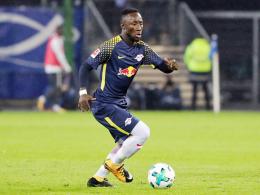 Leipzig gegen Monaco wohl doch ohne Keita