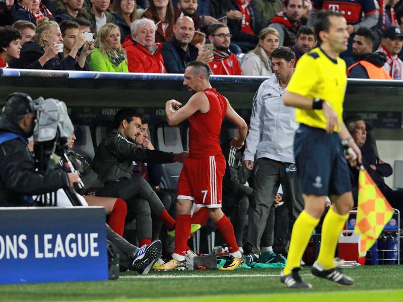 Beim FC Bayern brodelt es ganz gewaltig