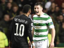 Celtic-Youngster bringt Neymar zur Weißglut