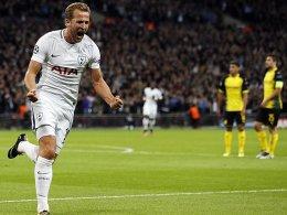 BVB unterliegt in Wembley gegen Tottenham mit 1:3