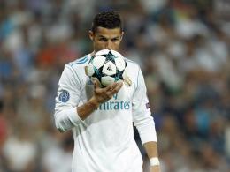 Satt? Ronaldo bricht fünf Rekorde an einem Abend
