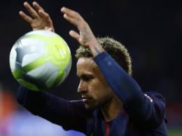 Neymar fehlt wohl in Montpellier - und auch gegen Bayern?