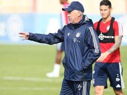 Bayern vor Paris: Ancelottis spannende Fragen