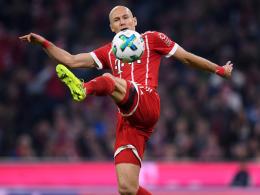 Robben vor PSG: