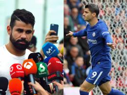 Atletico gegen Chelsea: Ein ungewöhnlicher Austausch