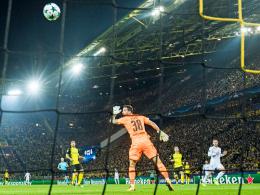 LIVE! Aubameyang kontert Ronaldo - BVB verkürzt
