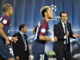 Emery gesteht: Paris hatte eigentlich einen anderen Matchplan