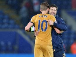 Kane zu Real? Pochettino macht mit Totti-Abschied Mut