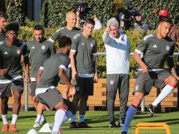 Heynckes: Hohe Intensität für besseres Spiel