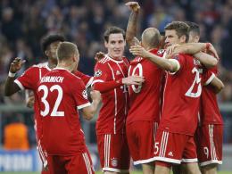 FCB siegt bei Heynckes' CL-Rückkehr souverän