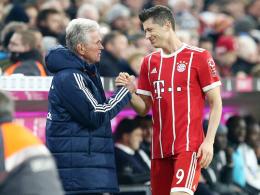 Bayern ohne Lewandowski nach Glasgow