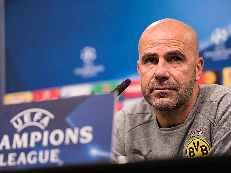 Fußball: Bayern hat Respekt vor Dortmund