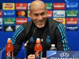 Zidane euphorisiert: Girona-Niederlage tat gut