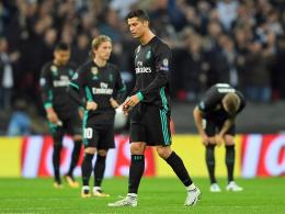Immer noch keine Krise - aber Ronaldo trauert James nach