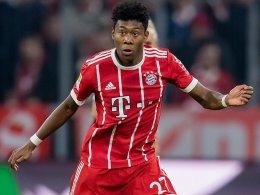 FC Bayern reist ohne Alaba nach Anderlecht